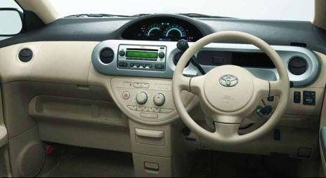 Разрушение стереотипов (Toyota Porte, 2004 год)