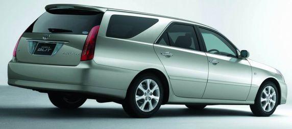 Скрытая угроза (Toyota Mark II Wagon Blit)