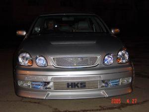 Тюнинг Toyota Aristo JZS161