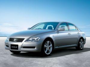 Японские премьеры (Toyota Mark X, 2004 год)