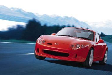 Современное ретро (Mazda Roadster)