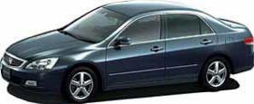 Mеждународная семейка (Honda Accord, Acura TSX, Honda Accord Wagon, Honda Accord Euro R, Honda Accord Coupe, Honda Inspire)