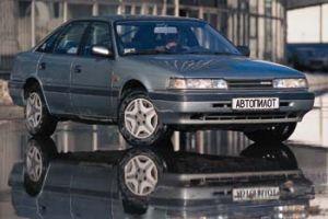 $10 .500 (Mazda 626, 1990 год)