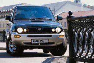 Горец-II (Nissan Terrano II, 1998 год)