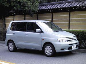 Обзор автомобиля Mitsubishi Mirage Dingo J, 2001 год