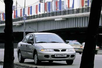 1000 км (Mitsubishi Carisma, 1998 год)