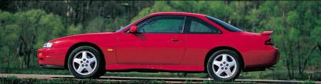 Японская рулетка (Nissan 200SX, 1999 год)