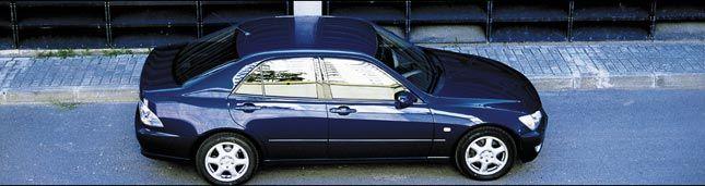 Мягкая агрессия (Lexus IS200, 1999 год)