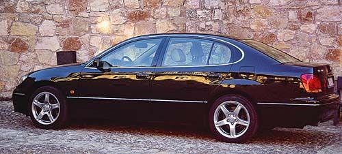 Ледокол (Lexus GS430, 2000 год)
