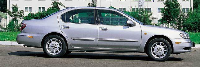 Представительская железа (Nissan Maxima QX, 2000 год)