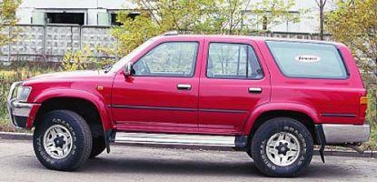 Опыт эксплуатации автомобиля Toyota 4Runner