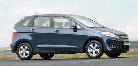 С живинкой в деле (Honda FR-V, 2004 год)