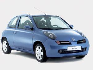 Микракосмос (Nissan Micra, 2003 год)