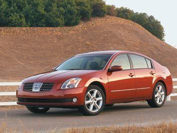 Максимус, не Максимка (Nissan Maxima, 2003 год)
