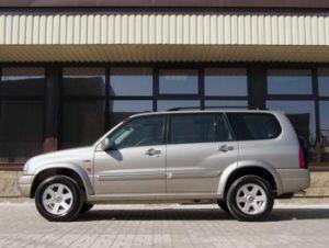 Себе, любимому (Suzuki Grand Vitara XL-7, 2003 год)