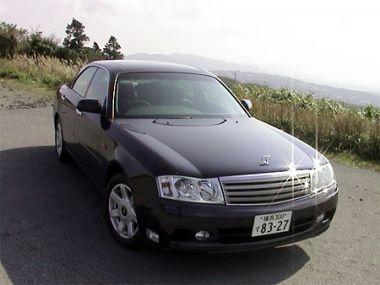 Обзор автомобиля Nissan Gloria 300TX , 2000 год