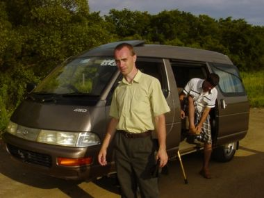 Перегон Town Ace 93 и Corolla 98 впо маршруту Владивосток-Благовещенск 7-8 августа 2005 года за 25 часов