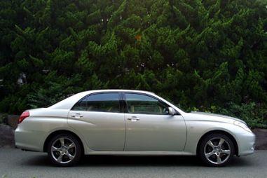 Обзор автомобиля Toyota Verossa VR25, 2001 год