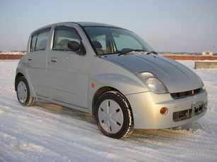 Карета для Золушки (Toyota WiLL Vi)