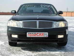 Слуга народа (Nissan Cedric, 2000 год)