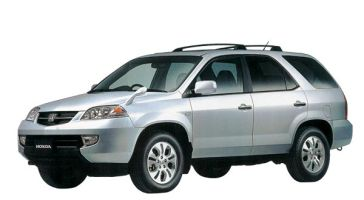 Сравнение Honda MDX и Toyota Land Cruiser Prado, 2003 год