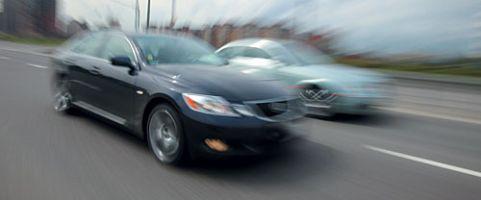 Парный Тест Lexus GS 430 против Jaguar S-Type