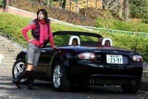 Обзор новой модели Mazda Roadster, 2005