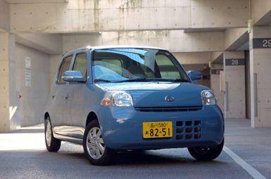 Испытания автомобиля Daihatsu Esse в комплектации Х, 2005