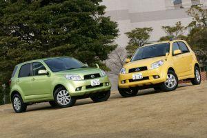 Обзор модельного ряда Daihatsu Bego / Toyota Rush, 2006