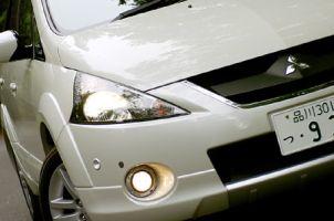 Тест автомобиля Mitsubishi Grandis Sport Gear, 2005