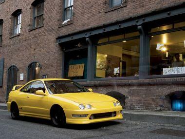 550-сильная Acura Integra Type-R на каждый день, 2000