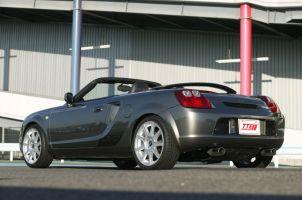 Тест-драйв Toyota MR-S TTE Turbo tuned by TMG, 2005