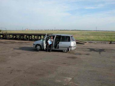 Кемерово – Москва – Брянск и обратно на Toyota Raum. Июнь 2005