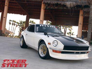 """""""Обожаемая Z"""". Новый взгляд на классику Nissan – Datsun 240Z"""