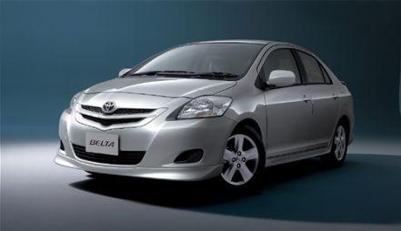 "Сравнение стильных машин класса «компакт»: Toyota Belta, Honda Fit Aria, Mitsubishi ""i"", 2006"