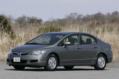 Сравнительный анализ некоторых автомобилей-гибридов японского производства