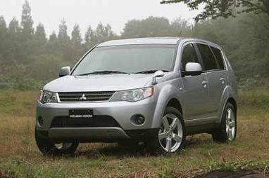 """Модельный ряд Mitsubishi: """"Авторитеты"""""""