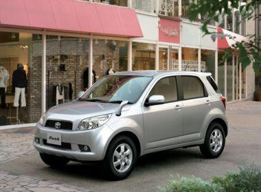 """""""Toyota Rush и его конкуренты"""" - обзор класса """"компакт"""", 2006"""
