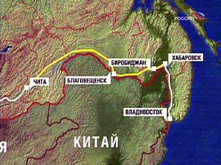 Перегон Mazda Proceed Marvie из Владивостока в Читу, февраль 2006 года