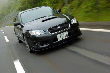 Презентация «Works Tuning Group - 2006». Legacy B4 STI Version