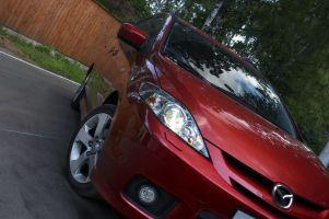"""""""Чистый имидж"""". Обзор минивэна Mazda5, 2006"""