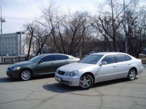 """""""Послезавтра"""". Сравнительный тест Lexus GS300, 2006"""