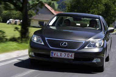Автомобиль как предмет «скромной» роскоши. Обзор Lexus LS460, 2006