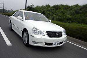 """Обзор Toyota Crown Majesta """"A Type"""" после малой модернизации, 2006"""