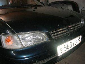 Пластическая ХирургиЯ Toyota Carina E 1992г