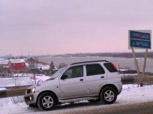 Из Новосибирска в Казань на Daihatsu Terios