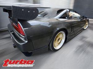Карбоновая Acura NSX 1996 года от Uchida
