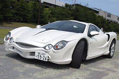 Обзор автомобиля Mitsuoka Orochi: супер-кар или просто модная игрушка?