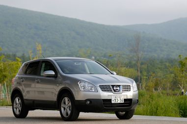Обзор автомобиля Nissan Dualis: машина с европейской «выправкой»