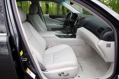Lexus LS600h – действительно «гибрид» (часть II)